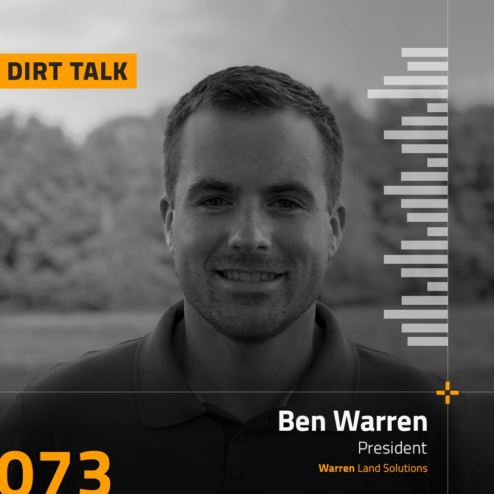 Age Doesn't Matter Anymore with Ben Warren -- DT073