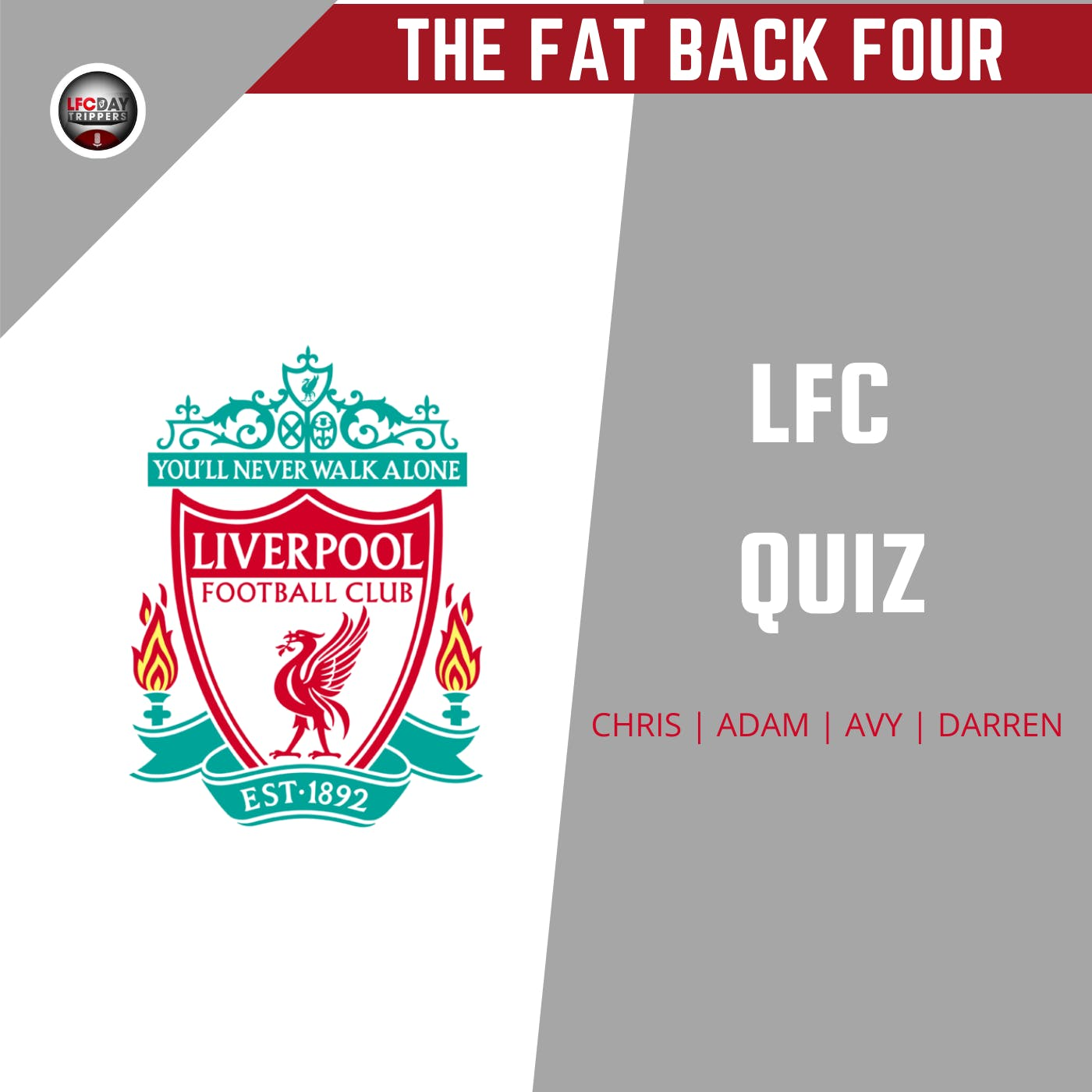 The Liverpool Quiz | LFC Daytrippers
