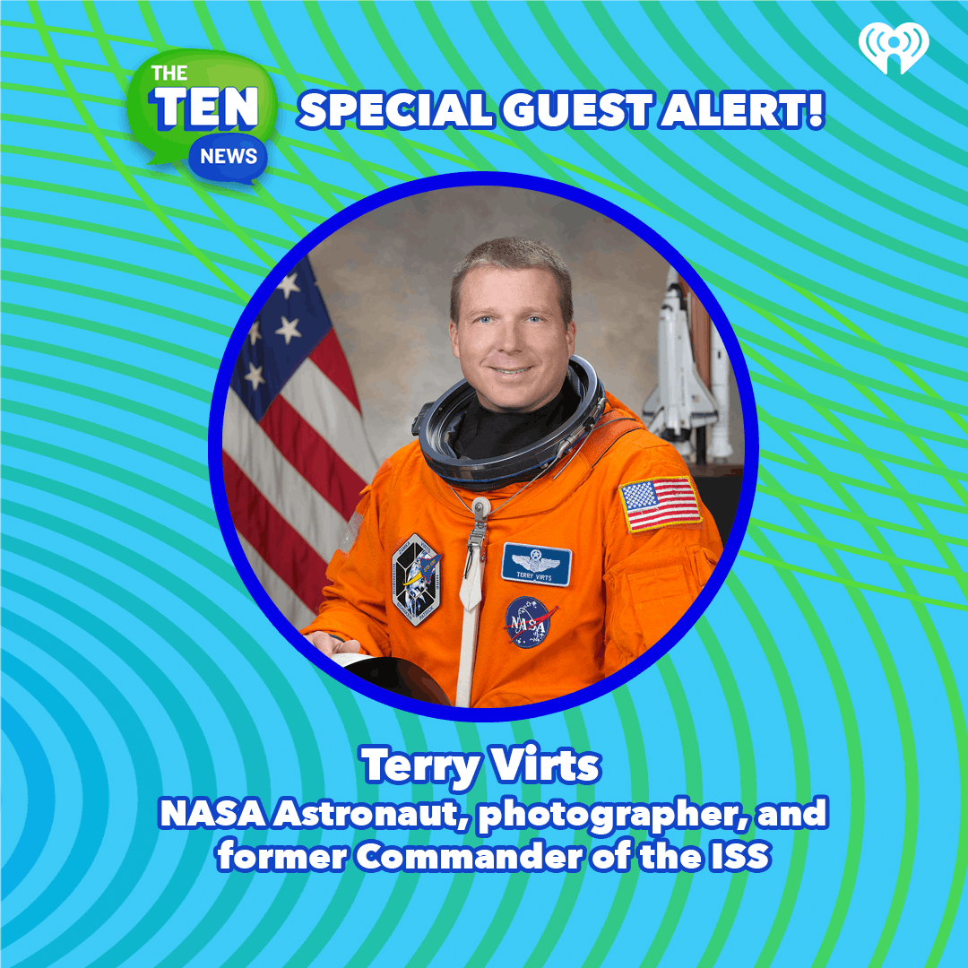 Explore Space with Astronaut Terry Virts 👨🏼🚀