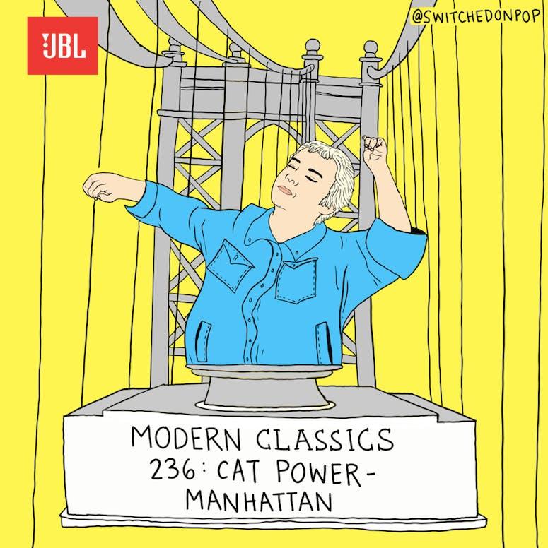 "Modern Classics: Carina del Valle Schorske on Cat Power's ""Manhattan"""