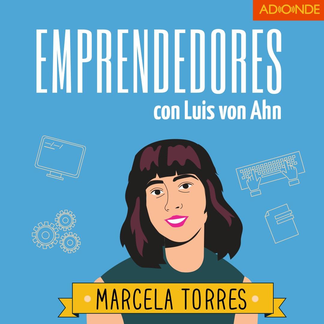 Marcela Torres y Hola Code - ¿Cómo renunciar a tu propio emprendimiento?