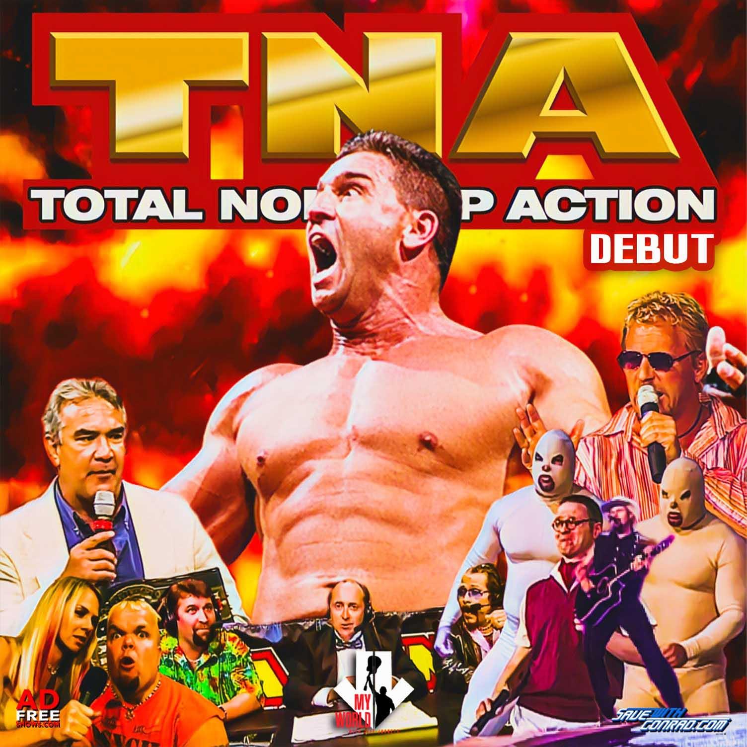 Episode 8: TNA Debut