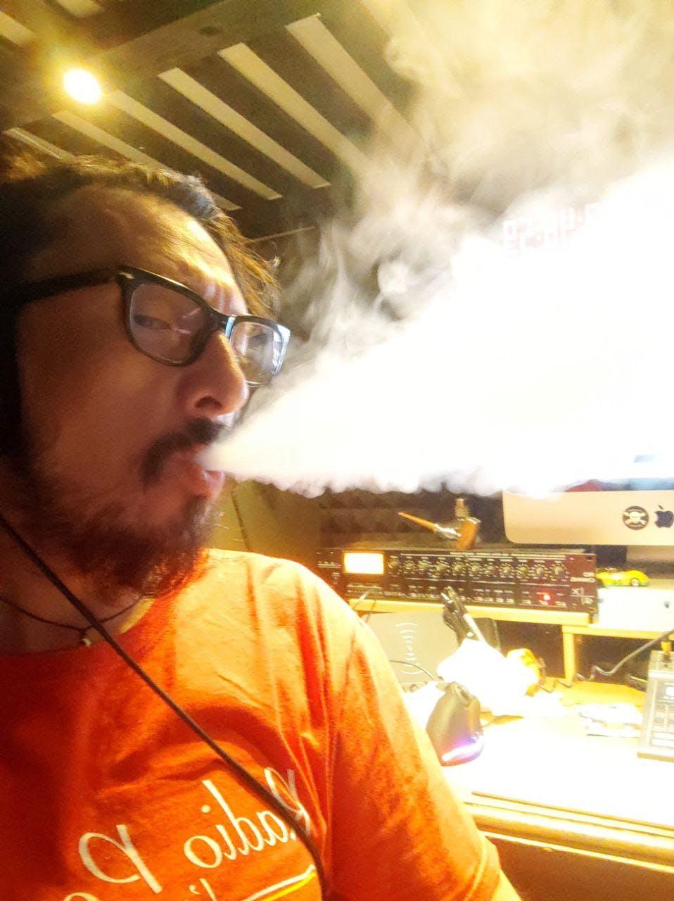 527 - Quanto pesa il fumo