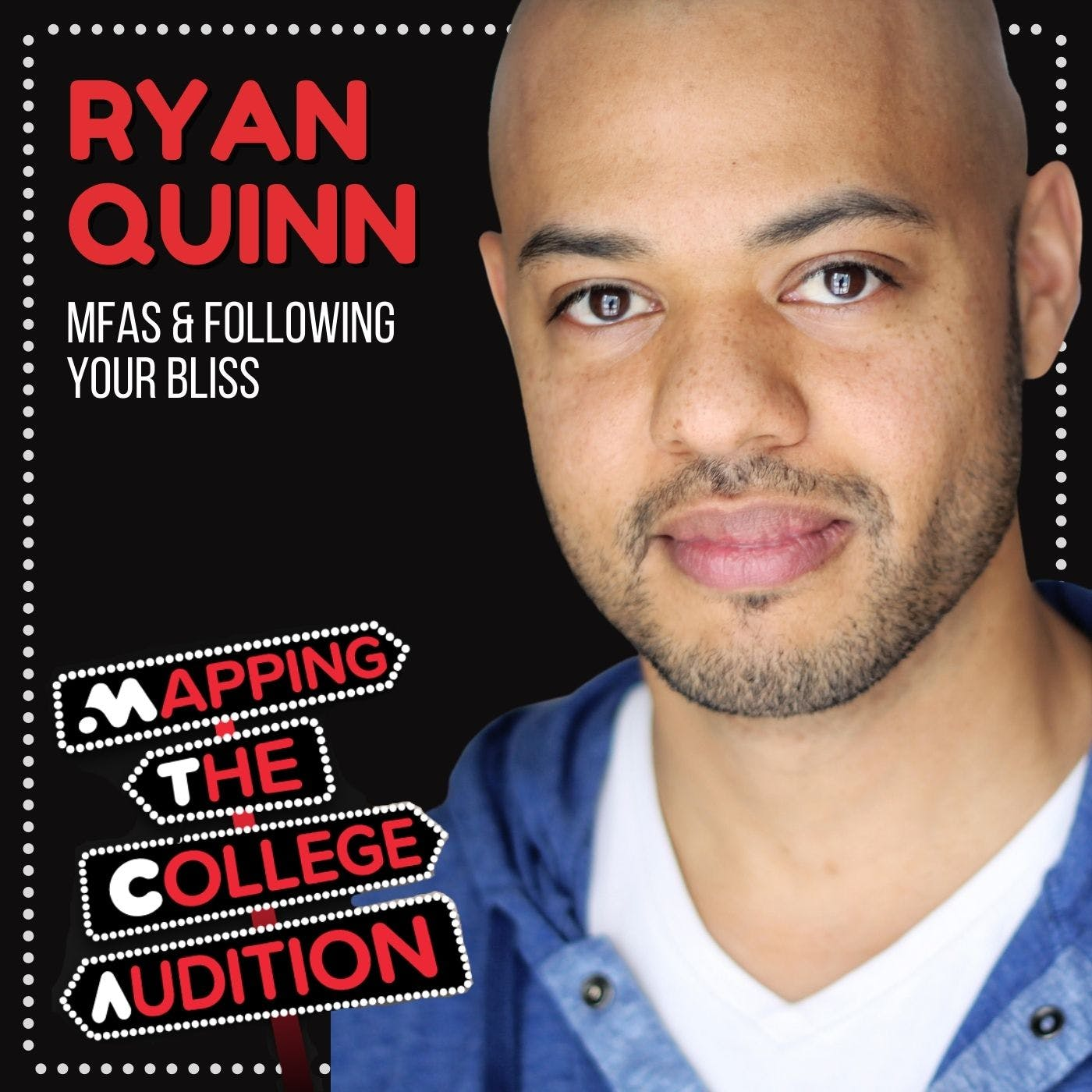 Ep. 15 (AE): Ryan Quinn (Whorl Inside a Loop) on MFAs and Following your Bliss