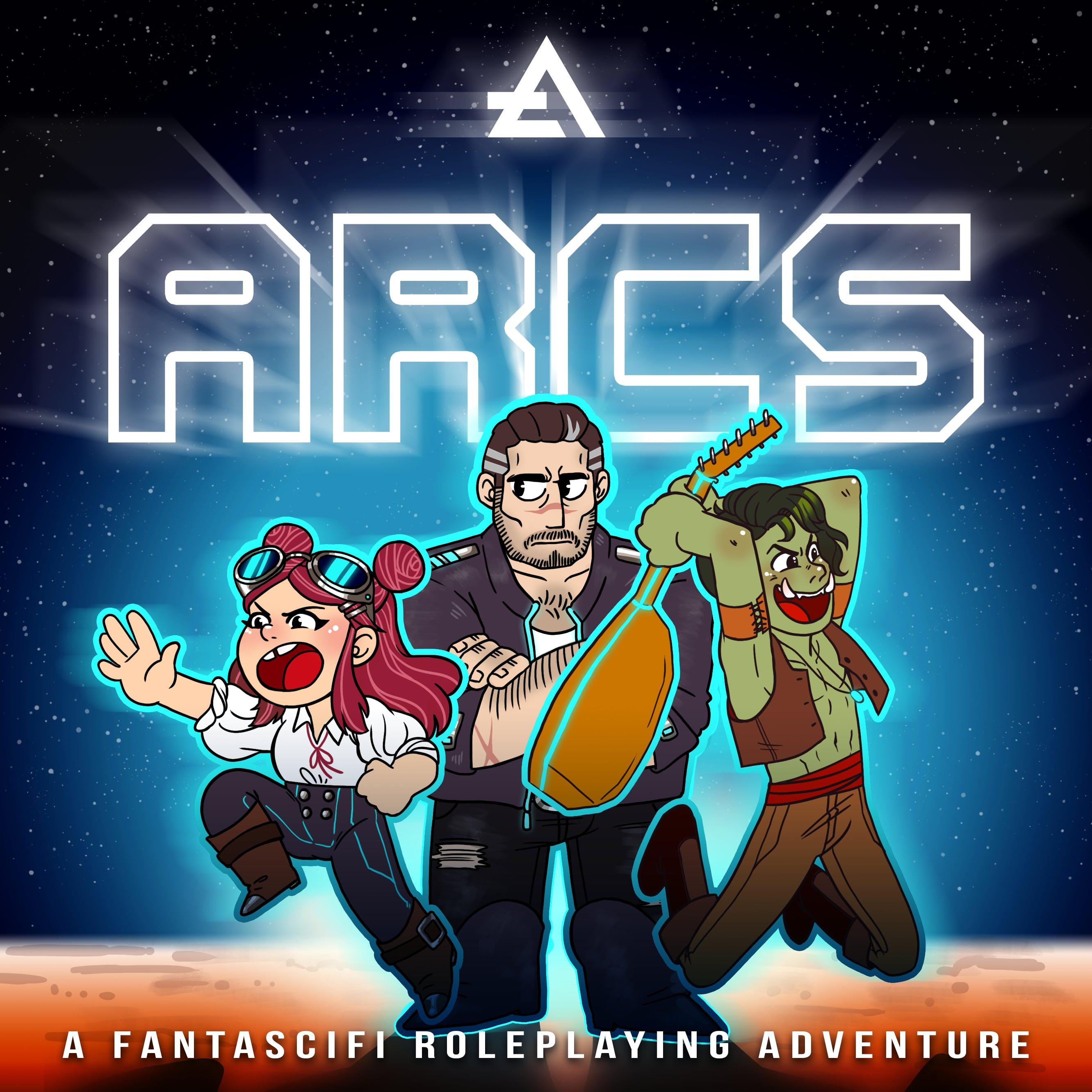 Arcs, Coming 01/10/19