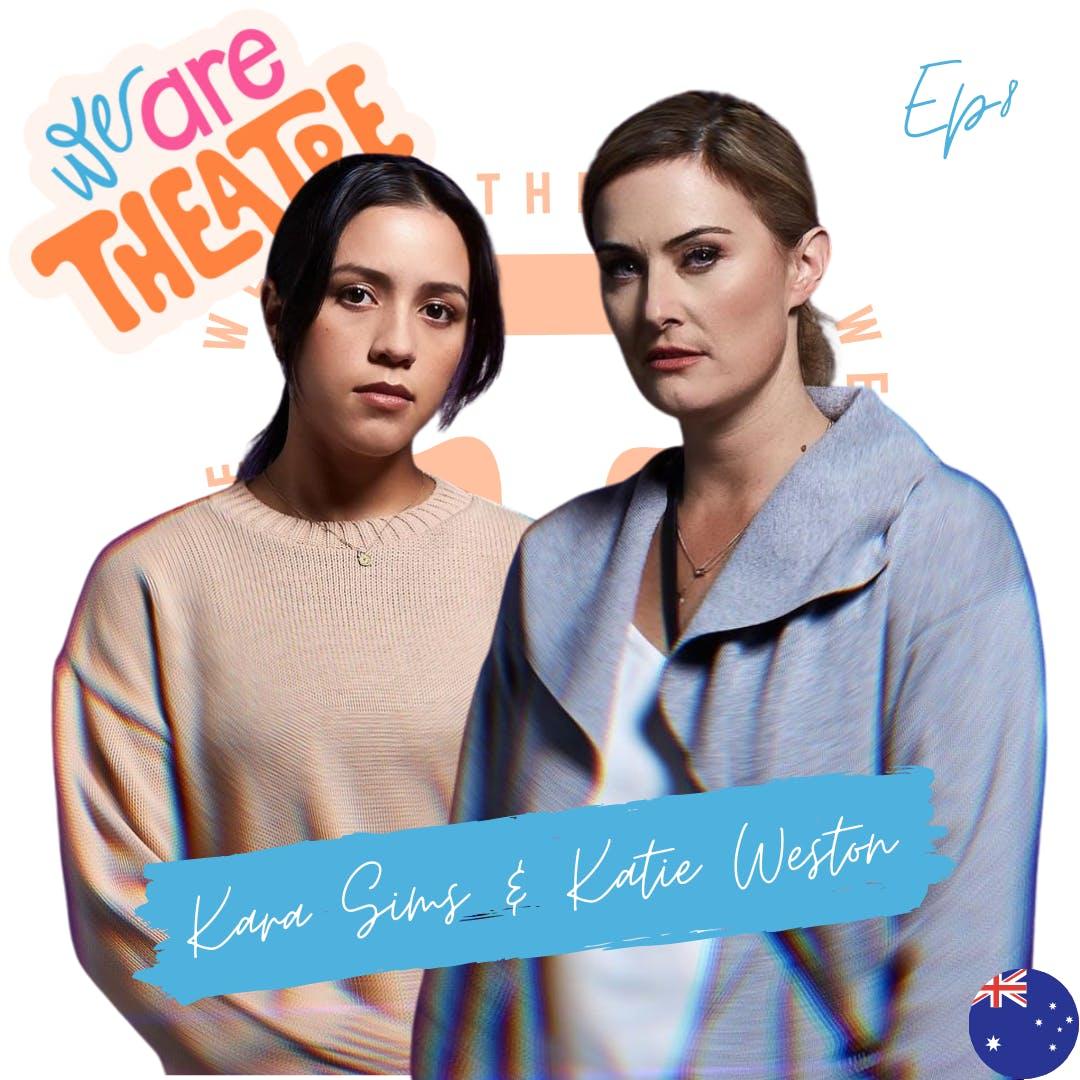 Episode 8 - Suddenly - Kara Sims & Katie Weston