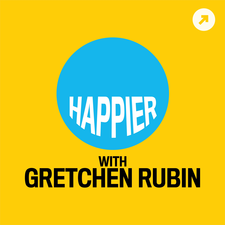 Happier with Gretchen Rubin podcast