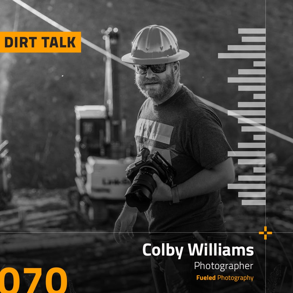 Pushing Buttons with Colby Williams of Fueled Photography -- DT070