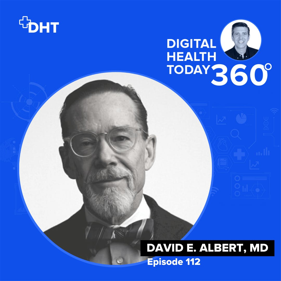 """S12: #112 """"The dumbest thing I'd ever done…that began the career path that I still am on today"""" with Dr. David E. Albert, Founder of AliveCor"""