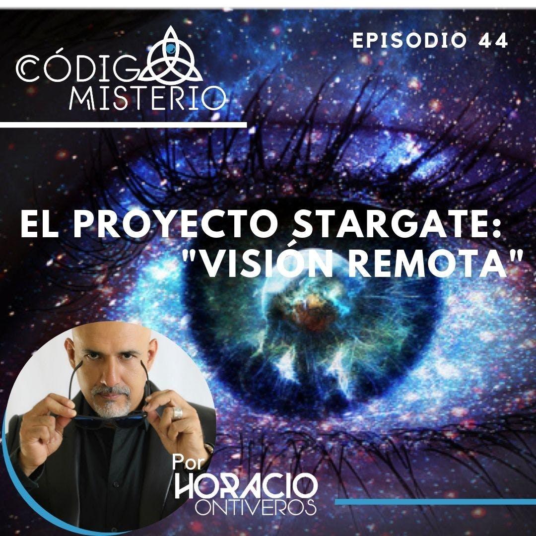 44: El proyecto Stargate.