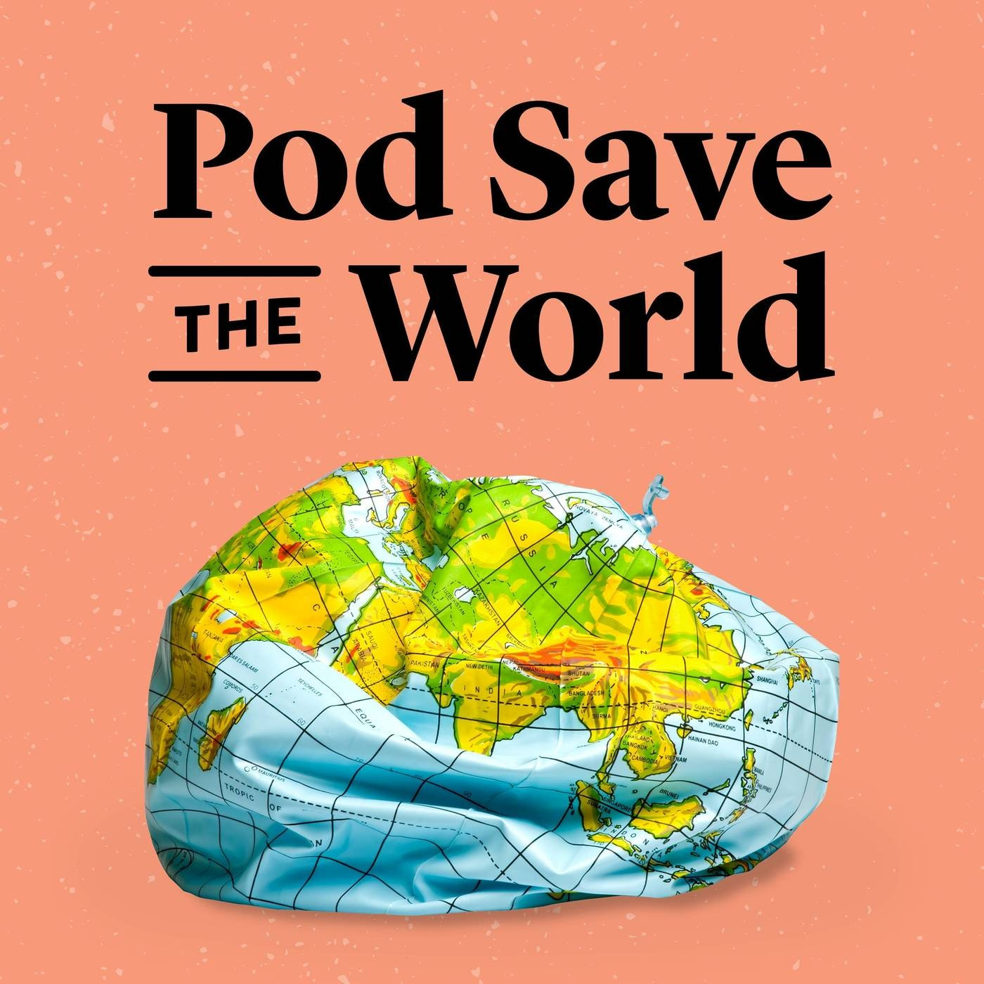 Assange arrested, Bernie's foreign policy, Bowe Bergdahl and Afghanistan by Pod Save the World