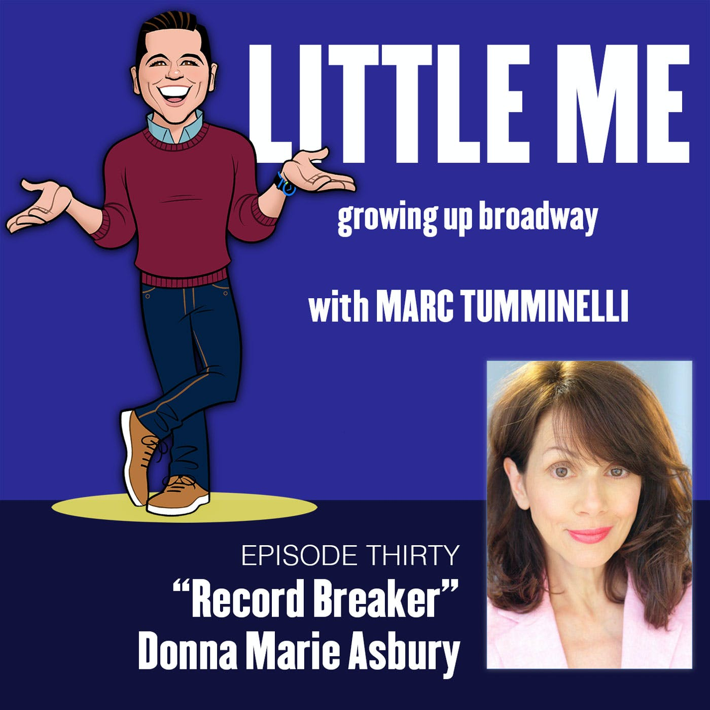 EP30 - Donna Marie Asbury - Record Breaker