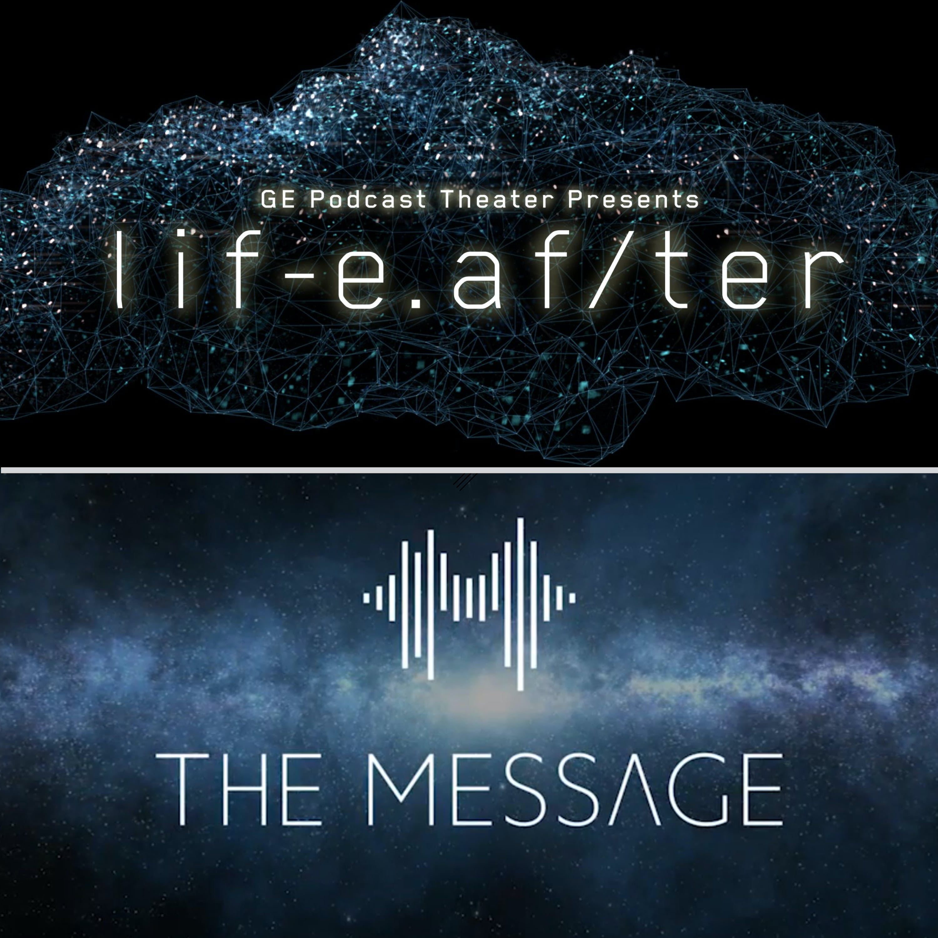 LifeAfter/The Message podcast show image
