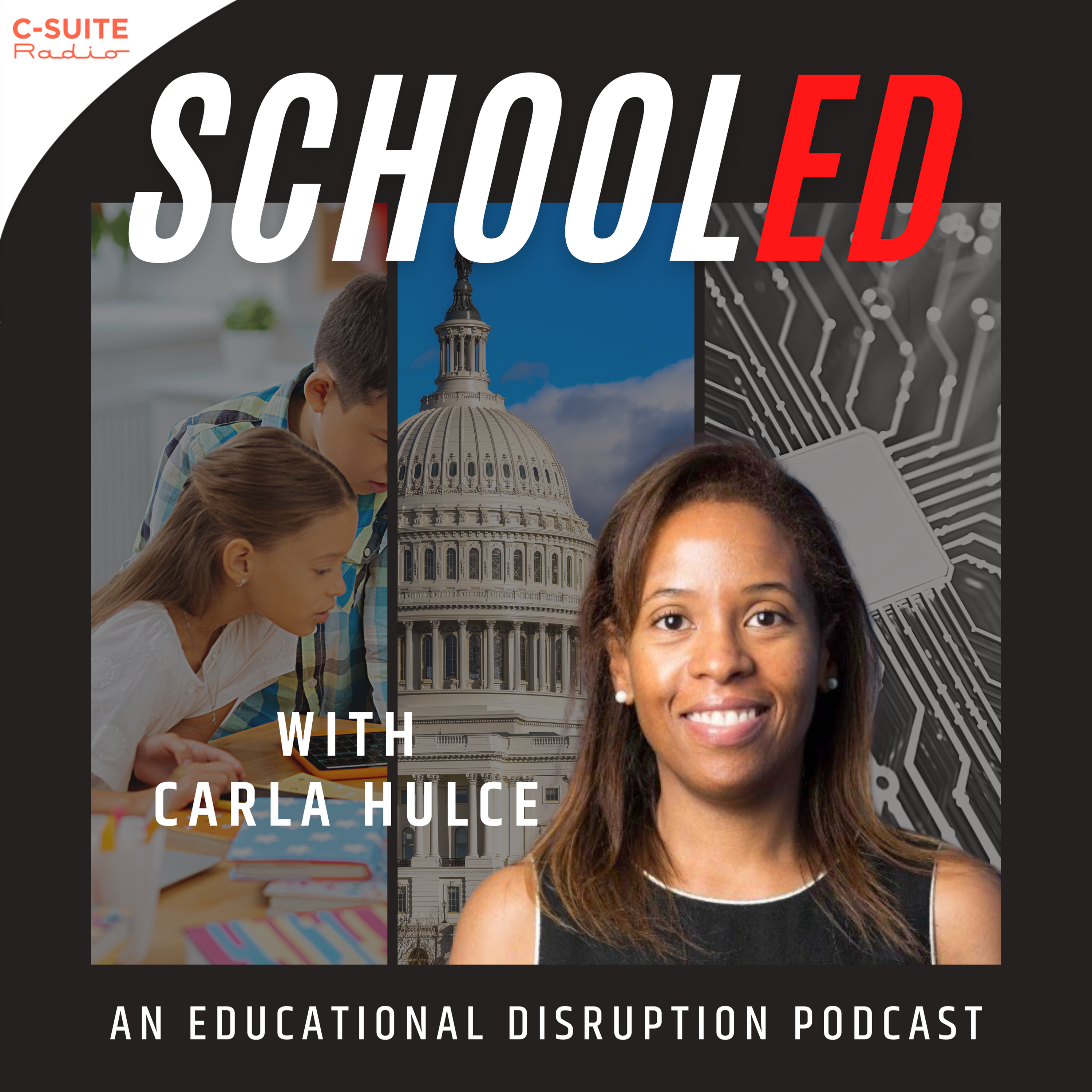 SchoolED with Carla Hulce