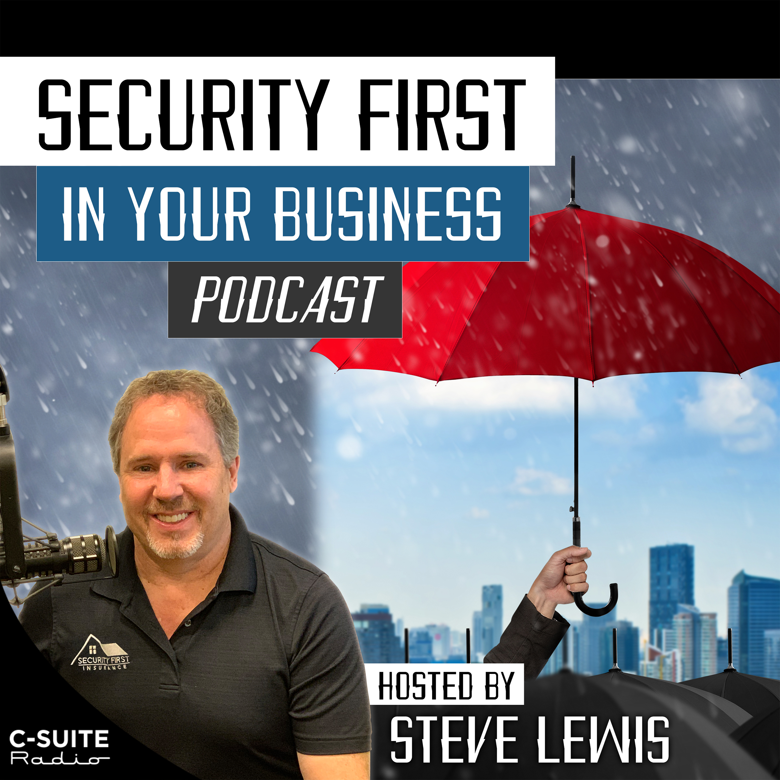 Security First In Your Business