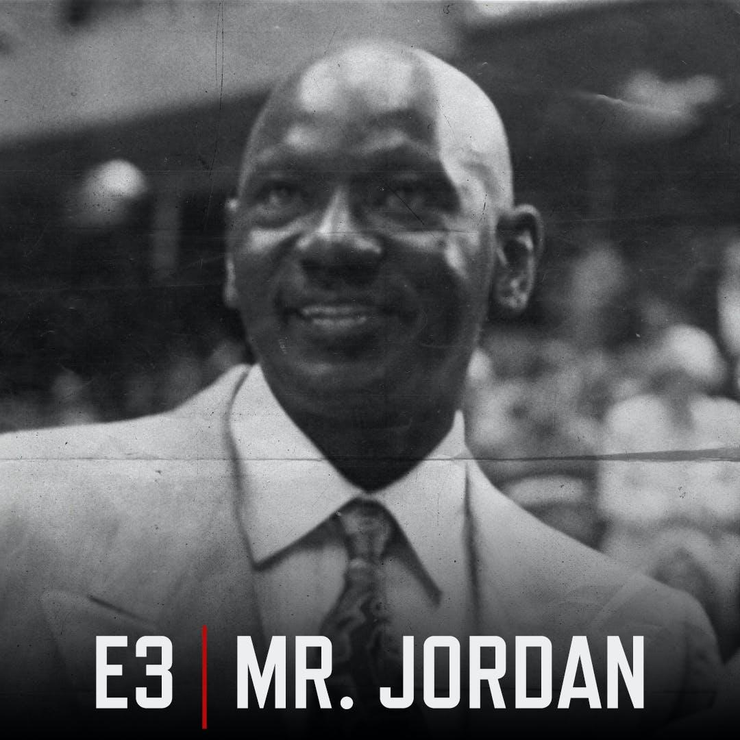 E3 Mr. Jordan
