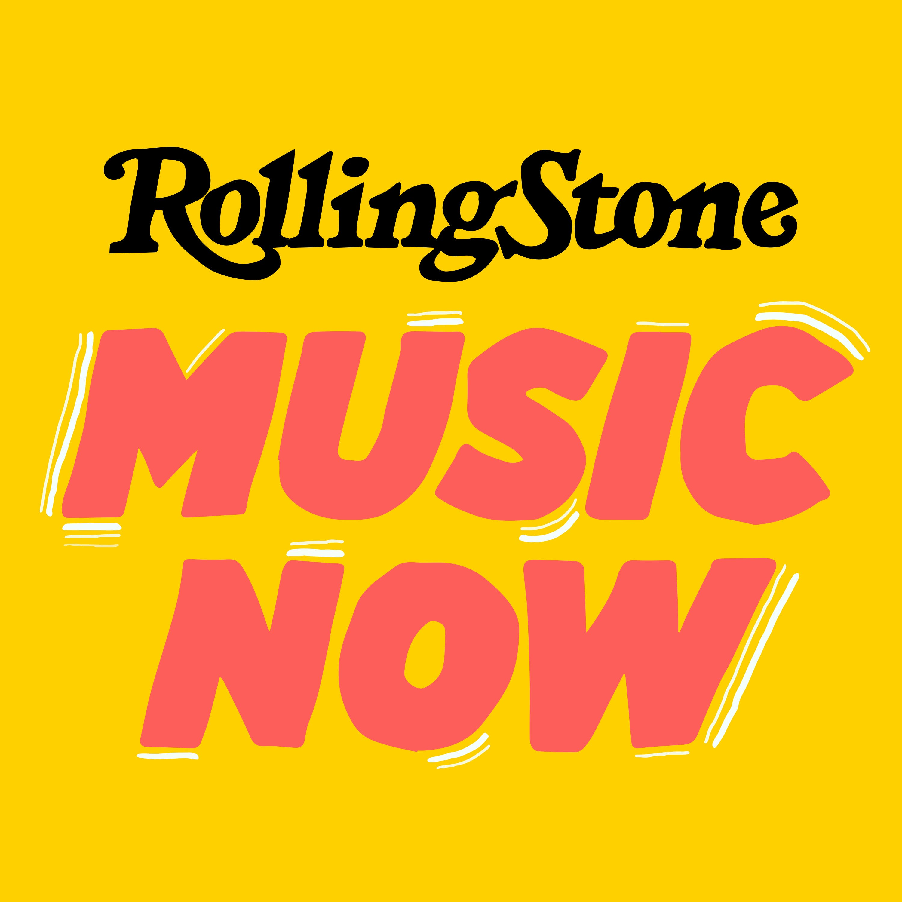 Rolling Stone Music Now podcast show image