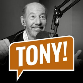 """Tony tries Yoga"""
