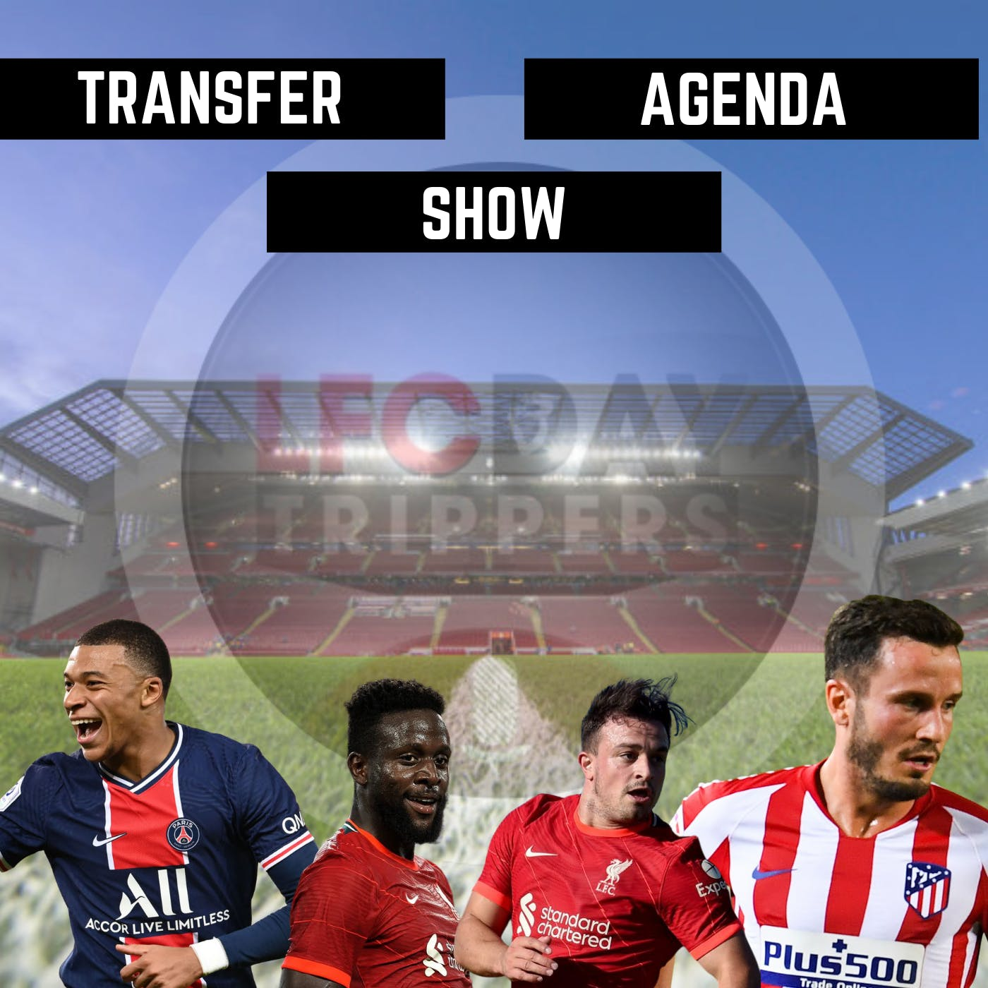Liverpool To Buy Two ? | Two Weeks Left | Transfer Agenda Show