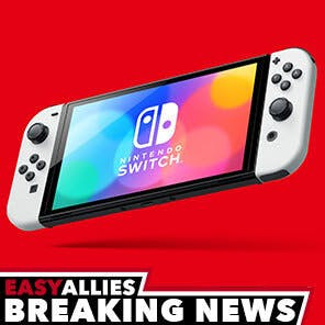 Switch OLED Model Announced