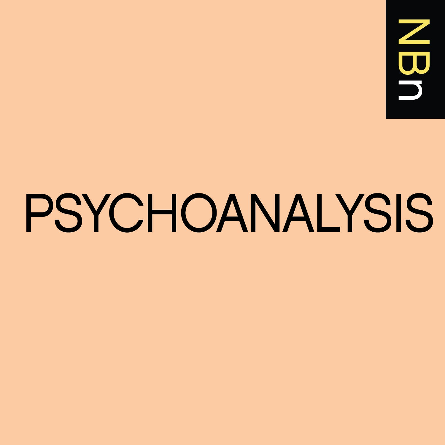Premium Ad-Free: New Books in Psychoanalysis podcast tile