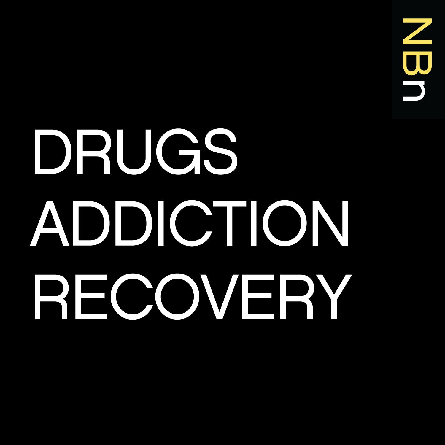 Premium Ad-Free: New Books in Drugs, Addiction and Recovery podcast tile