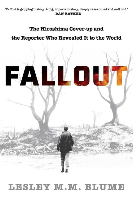 Episode 302-Interview with Lesley Blume about her book: Fallout