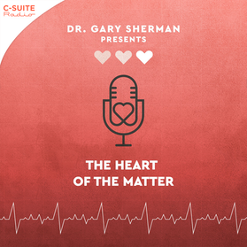 "Dr. Gary Sherman presents ""The Heart of the Matter"""