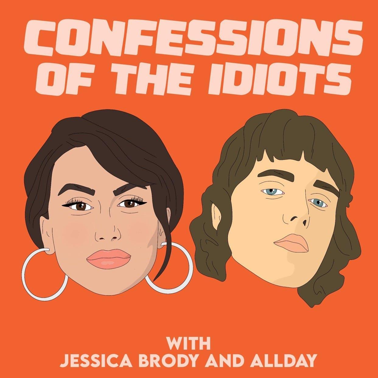 Allday & Jessica Brody