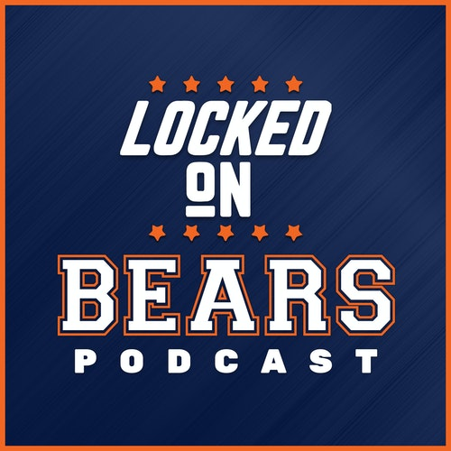 What would it take for Bears to land Derek Carr? (Guest Q Myers) by Locked On Bears - Daily Podcast On The Chicago Bears