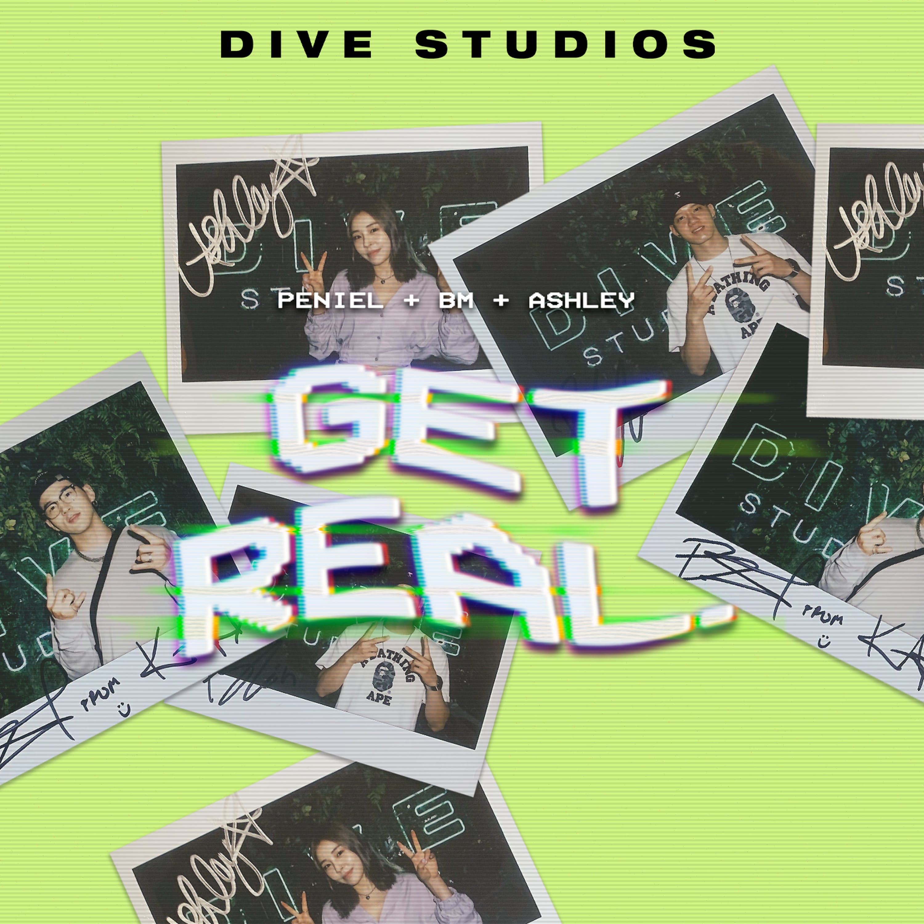 'GET REAL with Peniel, BM, and Ashley Choi' Trailer