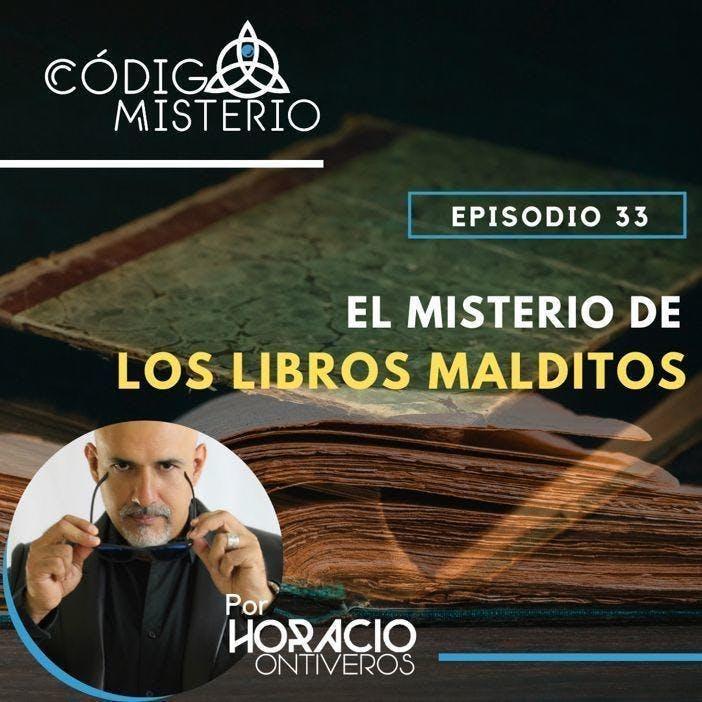 33: El misterio de los Libros malditos.