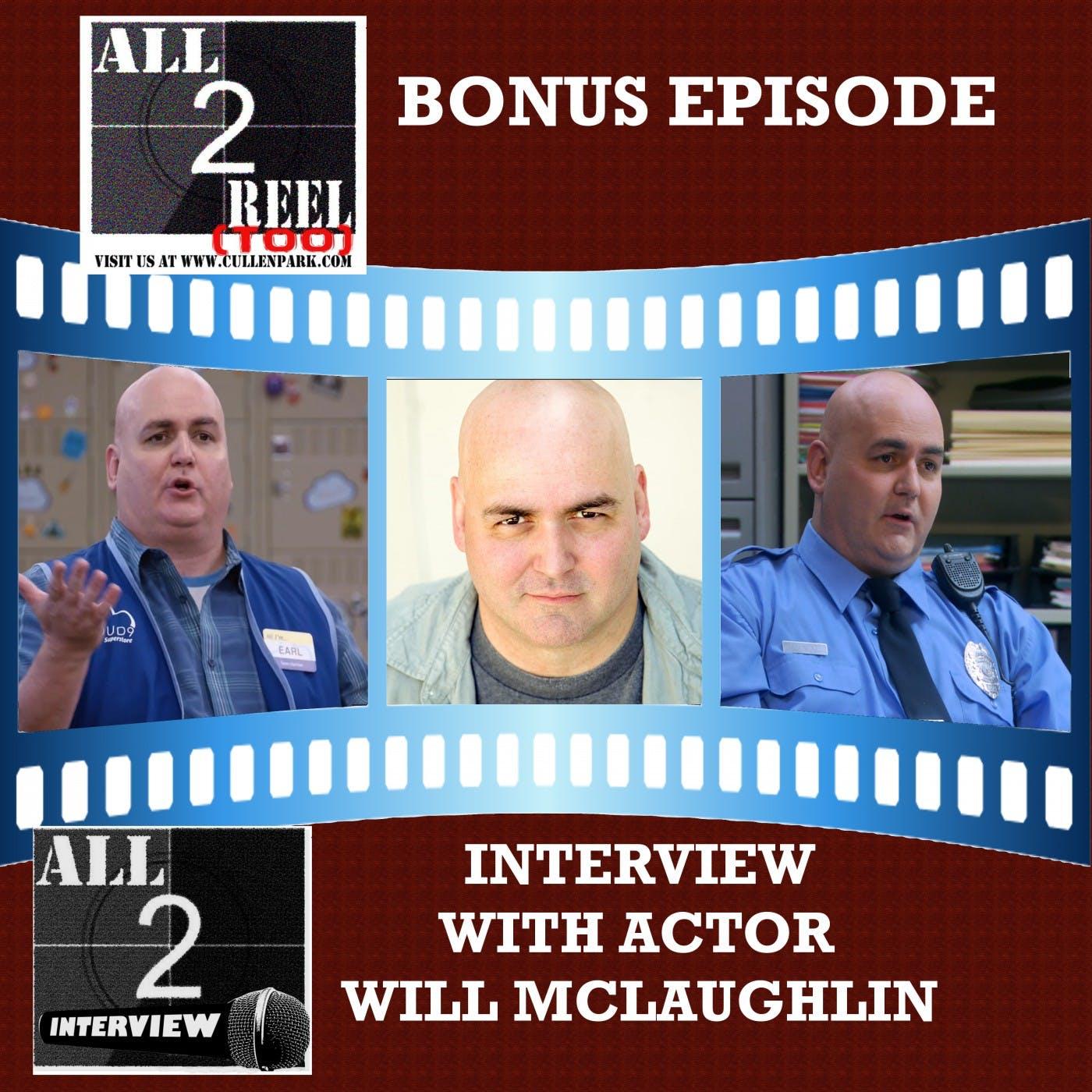 WILL MCLAUGHLIN INTERVIEW