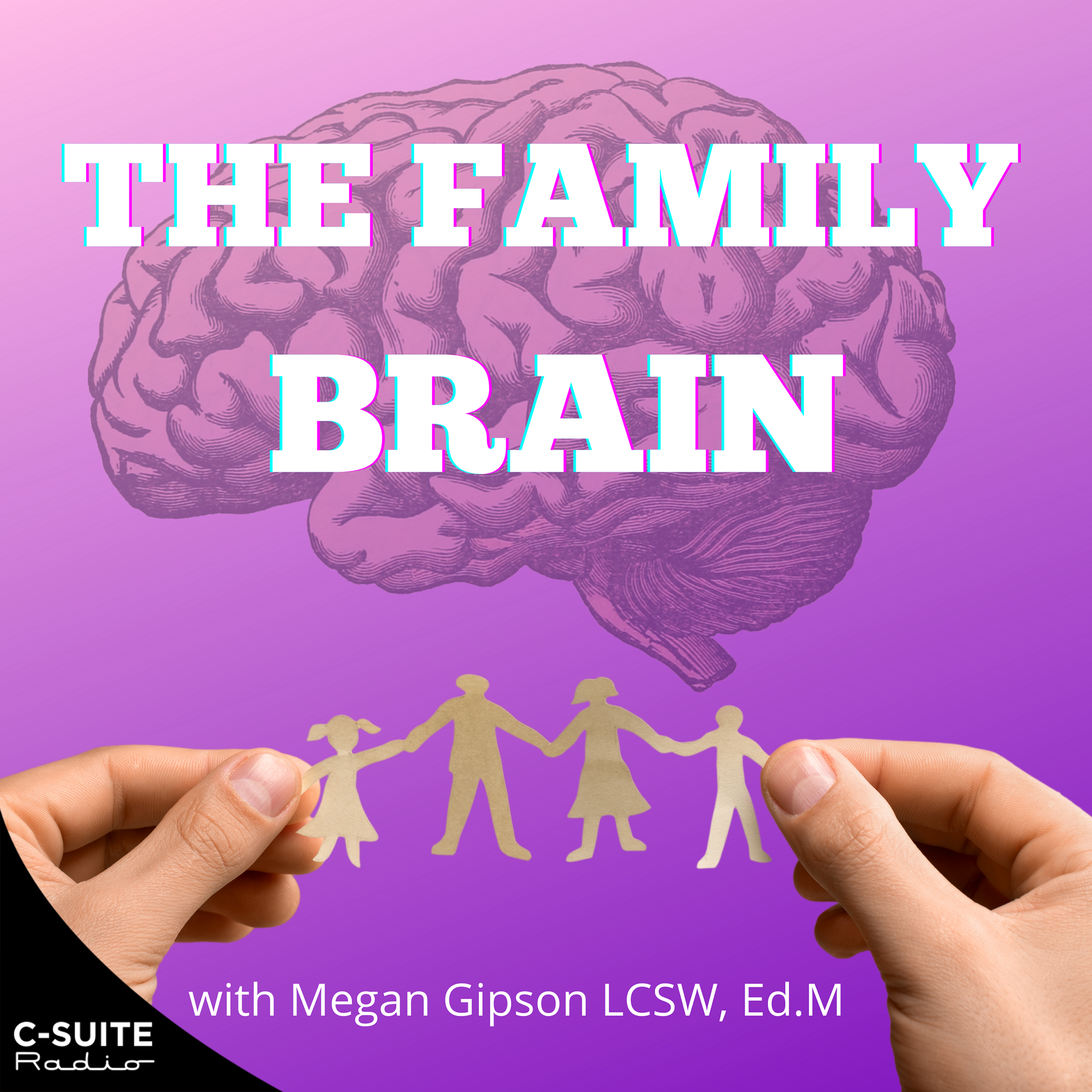 The Family Brain with Megan Gipson, LCSW, Ed.M