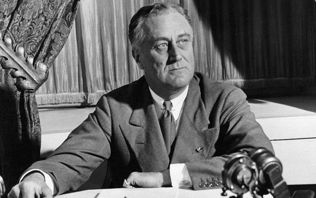 Episode 316-FDR: The Man with No Fear