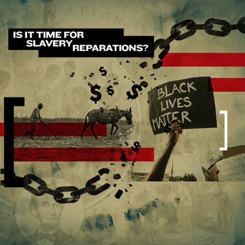 Agree to Disagree: Slavery Reparations