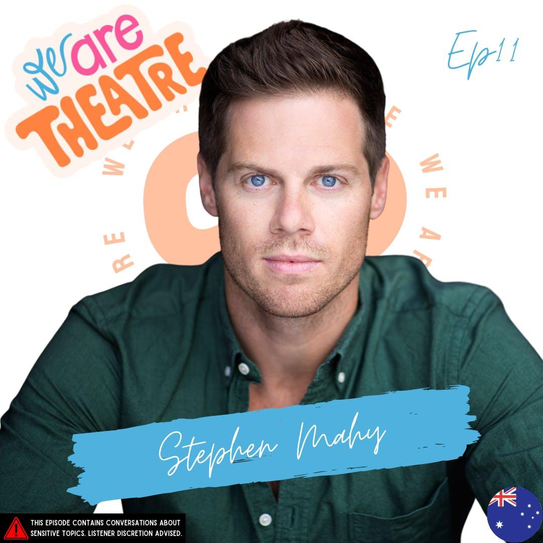 Episode 11 - Wedding Signer - Stephen Mahy