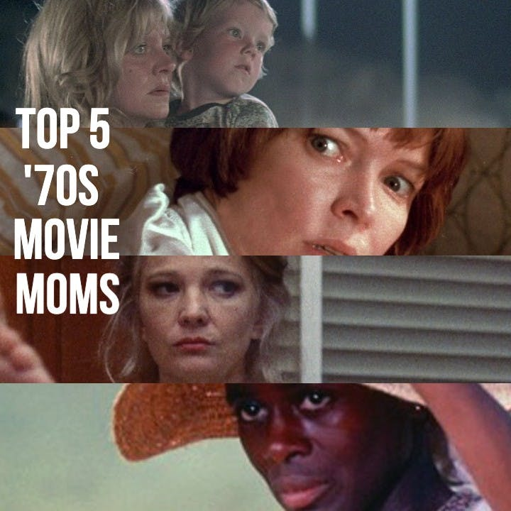 #824: Top 5 '70s Movie Moms / Wrath of Man / News From Home (7 From '76)