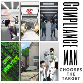 Compliance Man Chooses the Target