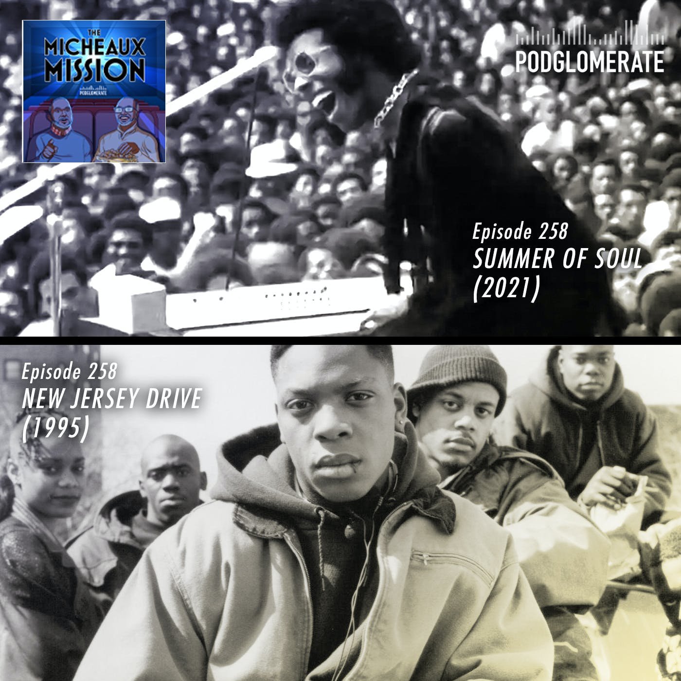 Summer of Soul (2021) - New Jersey Drive (1995)