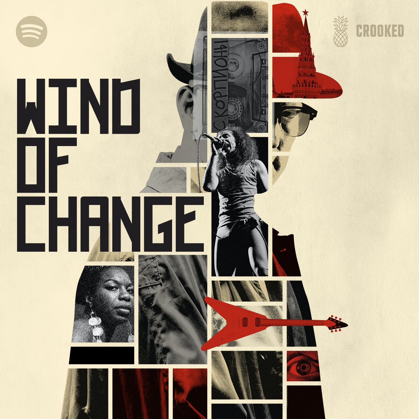 Wind of Change, coming May 11
