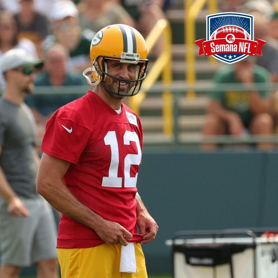 Semana NFL #12 - A volta de Aaron Rodgers: astro joga a diretoria dos Packers embaixo do ônibus na primeira coletiva
