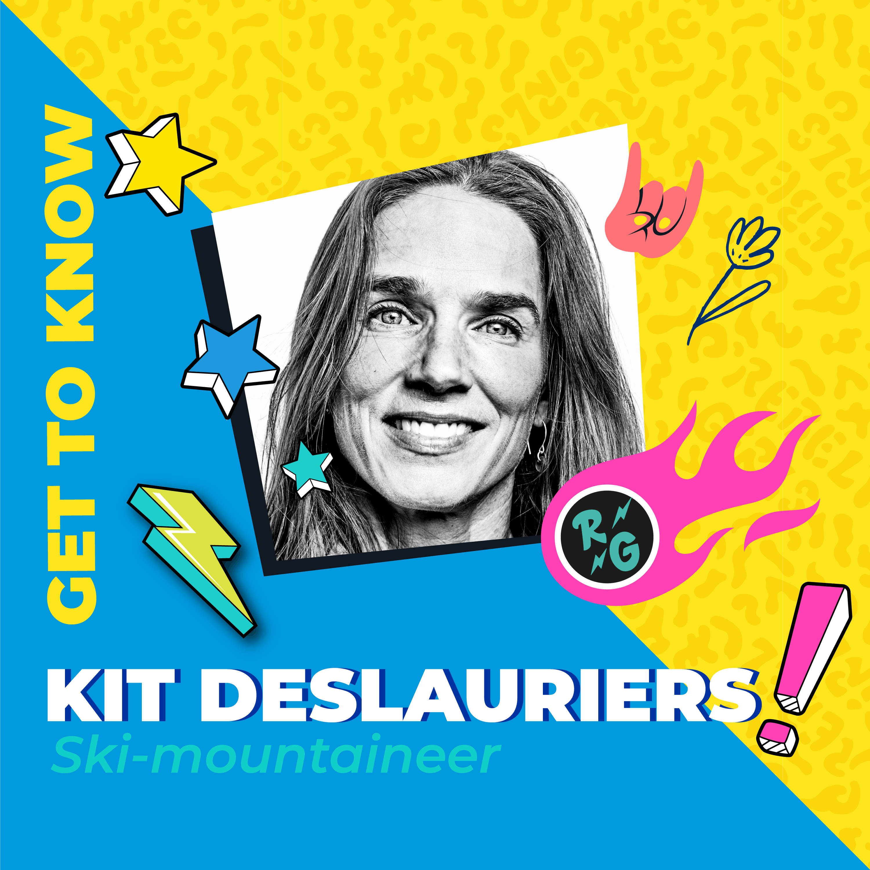Get To Know Kit DesLauriers