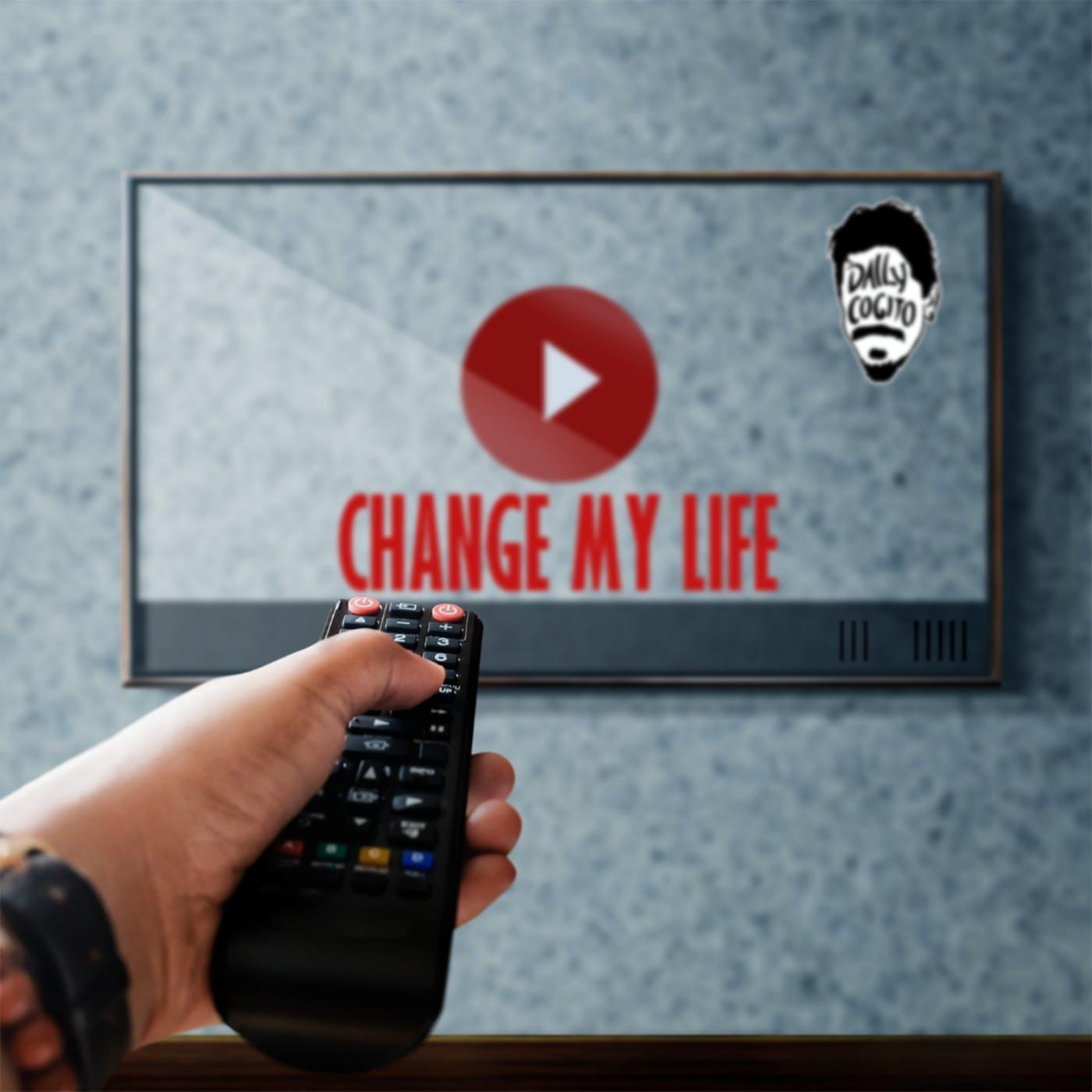 Perché un video (o un podcast) non può cambiarti la vita