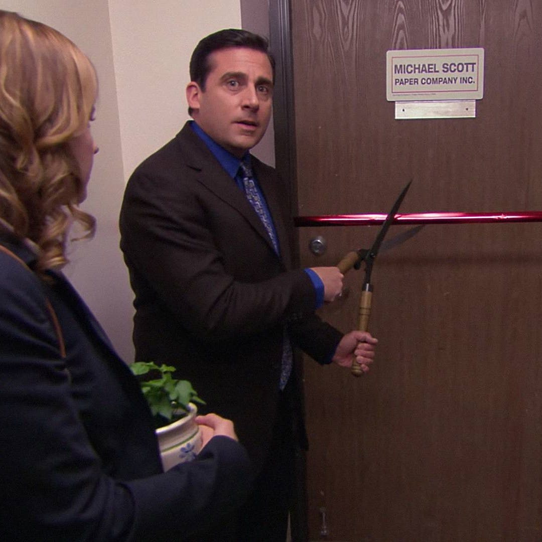 116: The Michael Scott Paper Company - Revisited