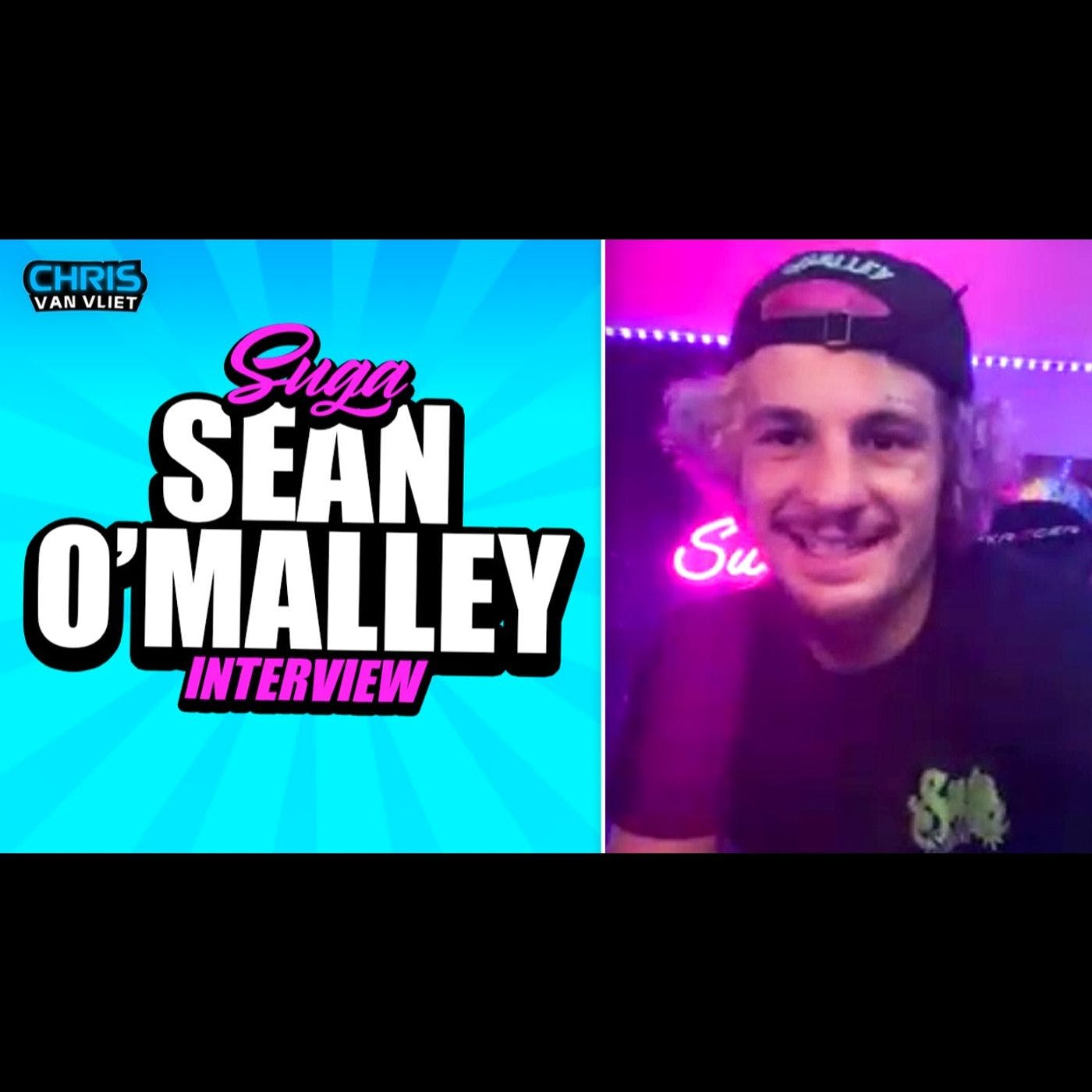 """UFC Fighter """"Suga"""" Sean O'Malley on being true to yourself and finding your passion"""