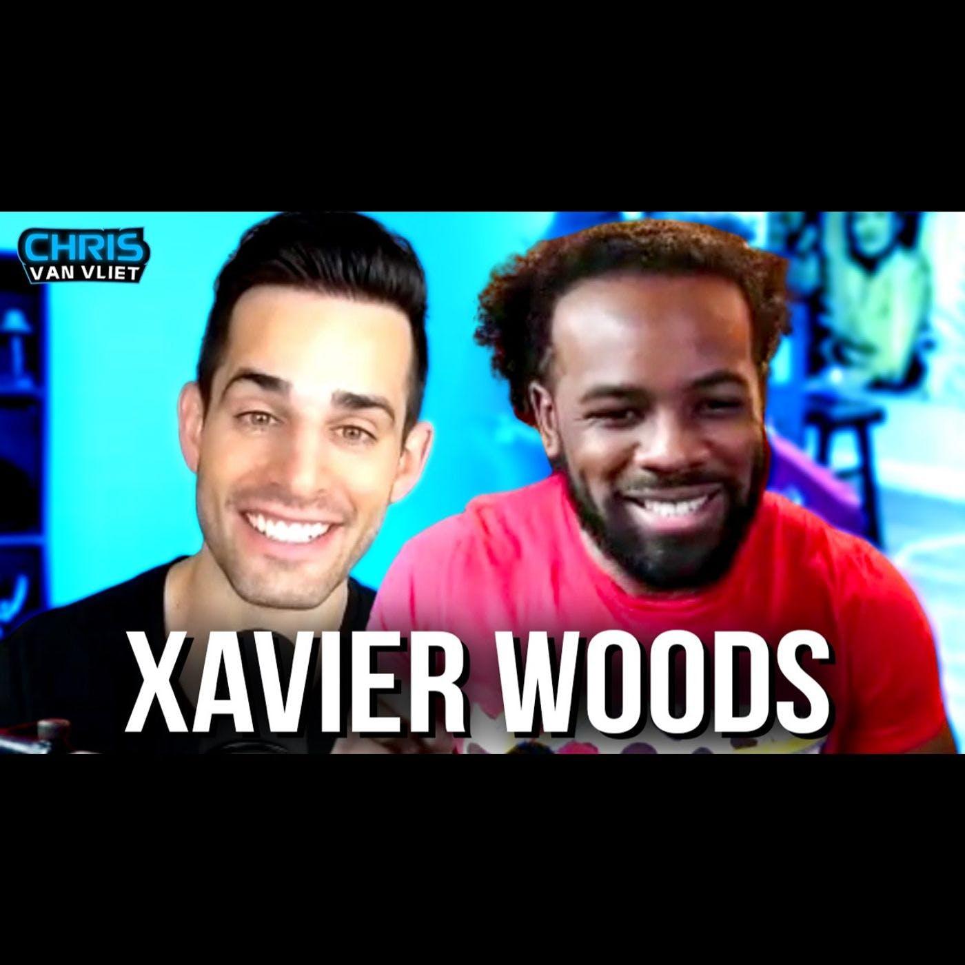 Xavier Woods on The New Day, UpUpDownDown, G4TV, Kofi's title win