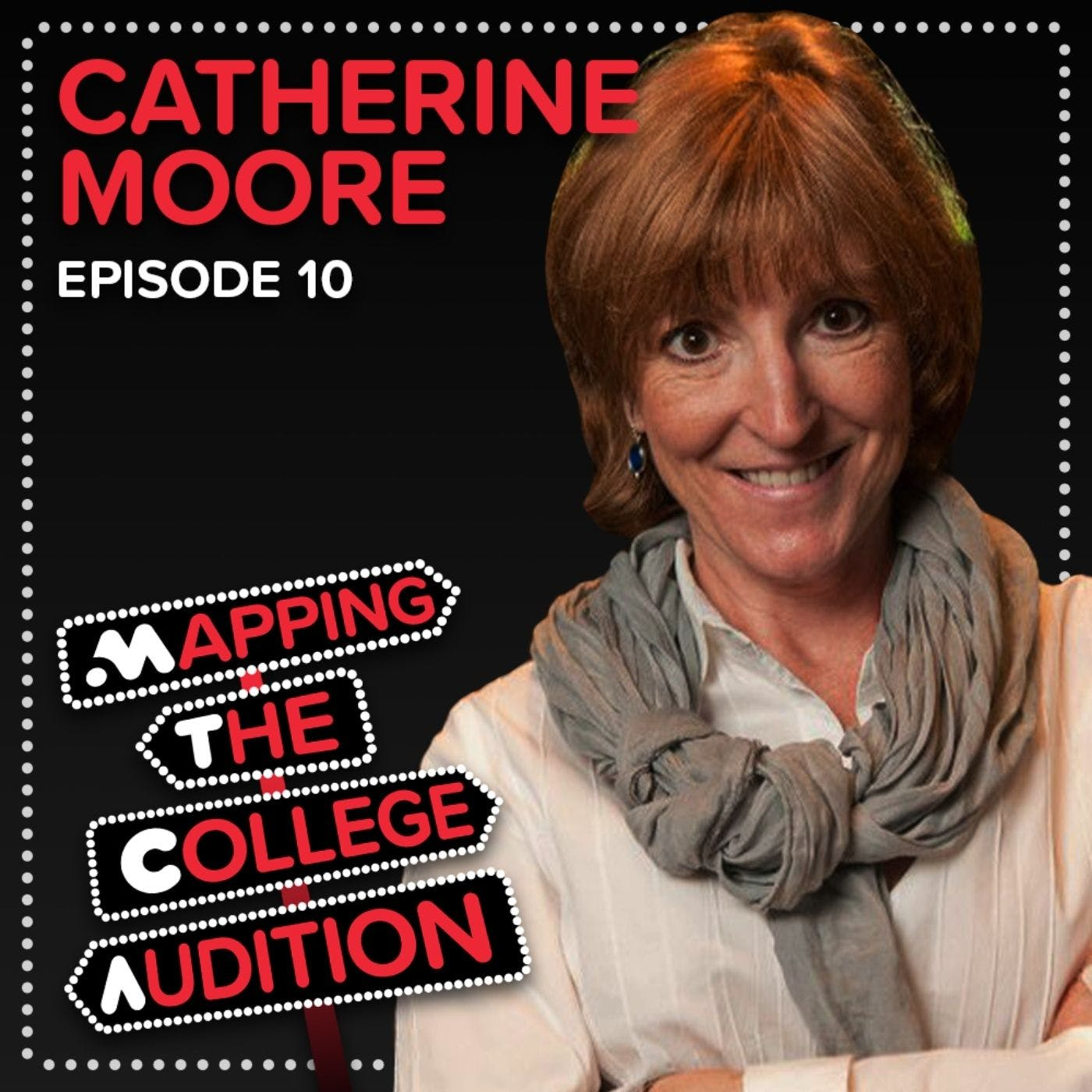 Ep. 10 (CDD): Catherine Moore from Carnegie Mellon University on Individuality and Being Immersed in Talent