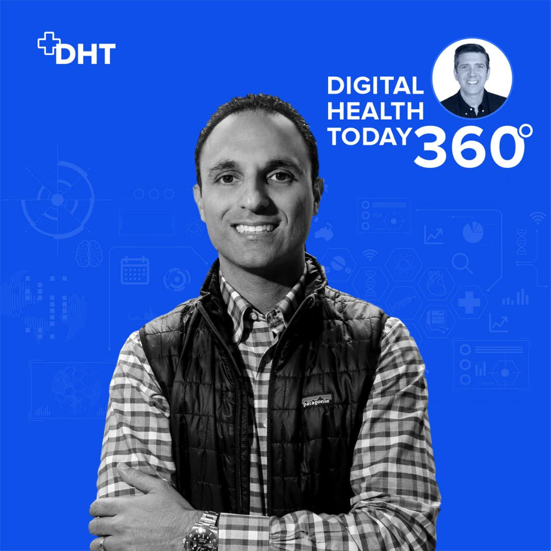 S8: #071: Ardy Arianpour of Seqster tackles interoperability and health data trusts