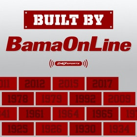 Built By BamaOnLine: A podcast dedicated to UA sports